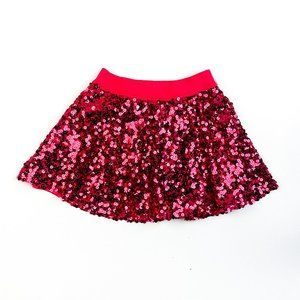 Justice Sequence Skirt Size 8